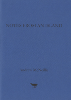 Notes from an Island by Andrew McNeillie