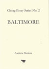Andrew Motion Baltimore cover